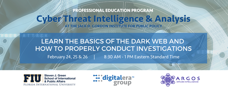 Cyber Threat Intelligence and Analysis COURSE EN_Social Media